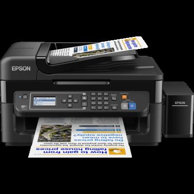 EPSON L565 Ecotank Adf Nyomtató 3 év gar