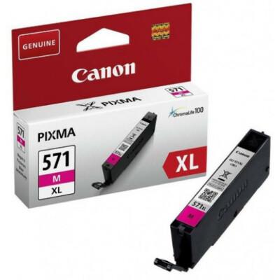 Canon CLI571XL Patron Magenta