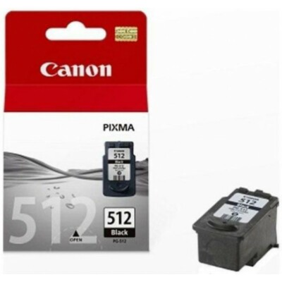 Canon PG512 Patron Black