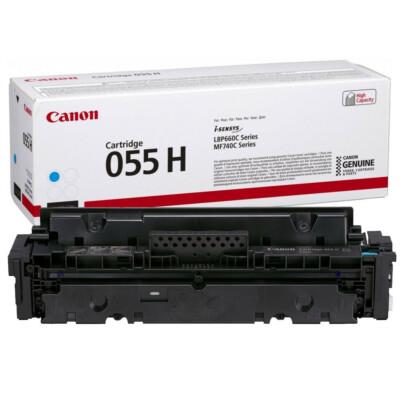 Canon CRG055H Toner Cyan 5,9K (EREDETI)