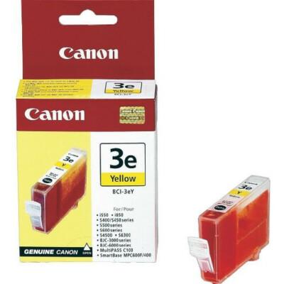 Canon BCI3e Patron Yellow