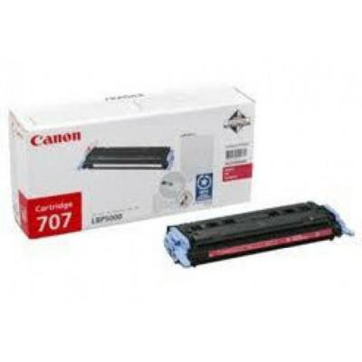 Canon CRG707 Toner Magenta 2,5k