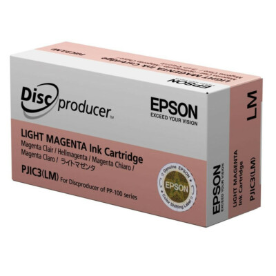 Epson PJIC3 Patron Light Magenta 26ml (Eredeti)