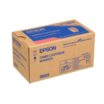 Epson C9300 Toner Magenta 7,5K (Eredeti)