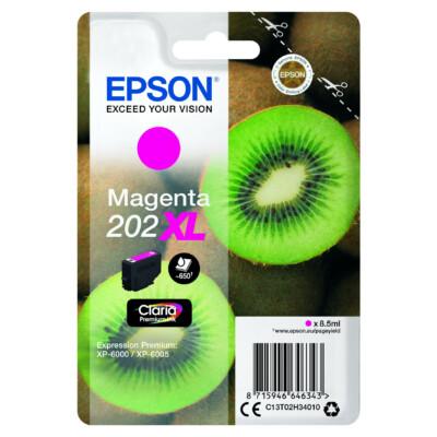 Epson T02H3 Patron Magenta 8,5ml XL (Eredeti)