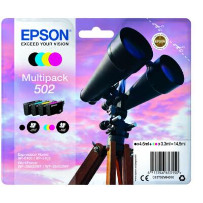 Epson T02V6 Patron Multipack (Eredeti)
