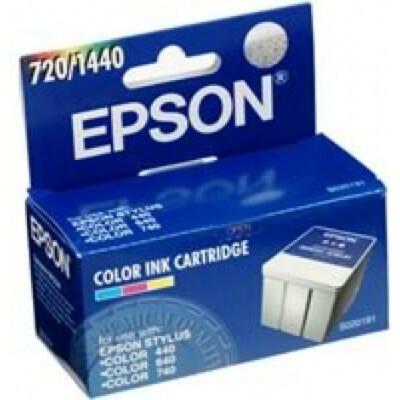Epson T0520 Patron Color 35ml S020089/S020191 (Eredeti)