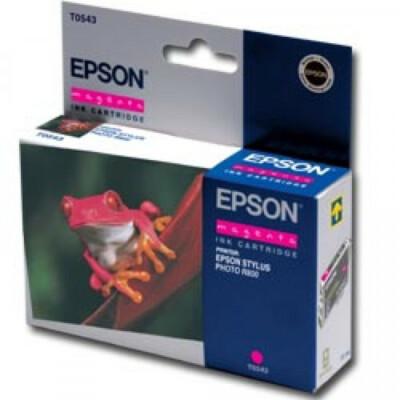 Epson T0543 Patron Magenta 13ml (Eredeti)