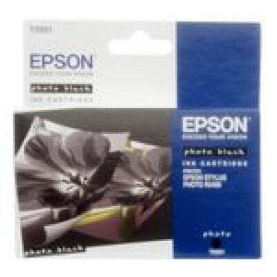 Epson T0591 Patron Photo Black 13ml (Eredeti)
