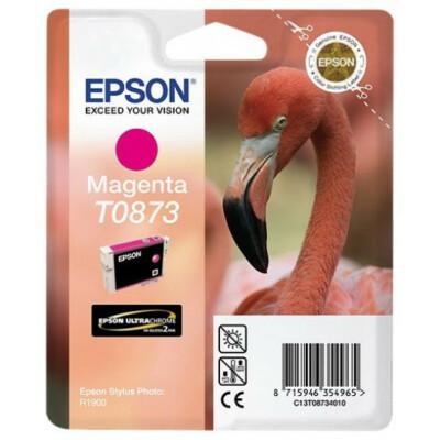 Epson T0873 Patron Magenta 11,4 ml (Eredeti)