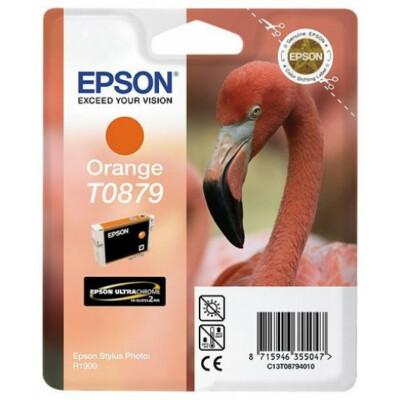Epson T0879 Patron Orange 11,4ml (Eredeti)