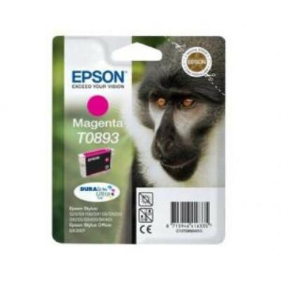Epson T0893 Patron Magenta 3,5ml (Eredeti)