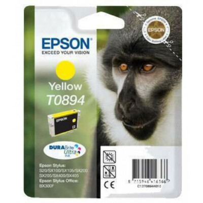 Epson T0894 Patron Yellow 3,5ml (Eredeti)