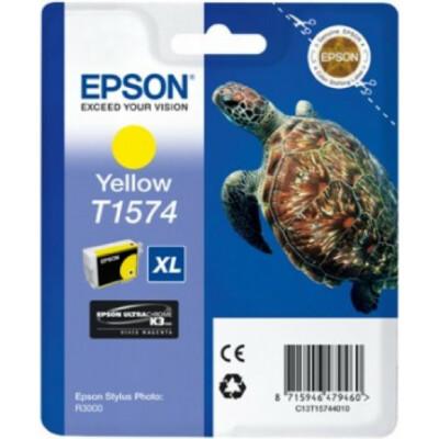 Epson T1574 Patron Yellow 26ml (Eredeti)