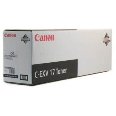 Canon CEXV17 toner Bk. (Eredeti)
