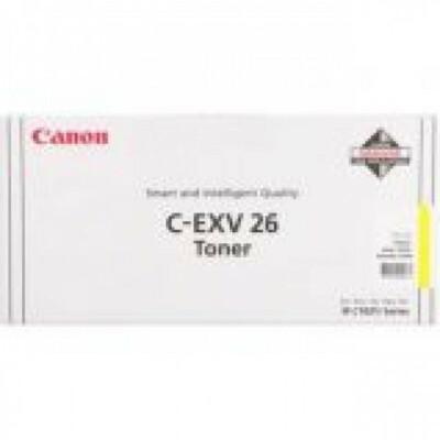Canon CEXV-26 toner Yellow (Eredeti)