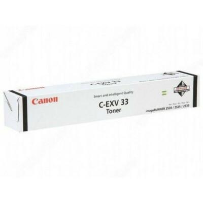 Canon C-EXV 33 Toner BK (Eredeti)