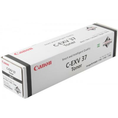Canon C-EXV 37 Toner BK (Eredeti)