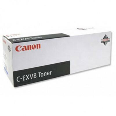 Canon C-EXV 8 toner Bk. (Eredeti)
