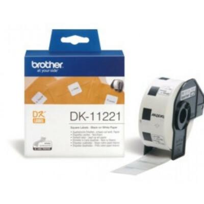 Brother DK11221 etikett (Eredeti)