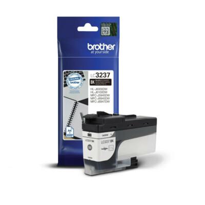 Brother LC3237BK tintapatron (Eredeti)