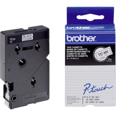Brother TC101 szalag (Eredeti) Ptouch