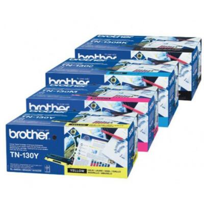 Brother TN130BK toner (Eredeti)