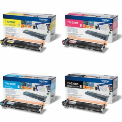 Brother TN230BK toner (Eredeti)