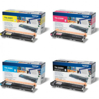 Brother TN230M toner (Eredeti)