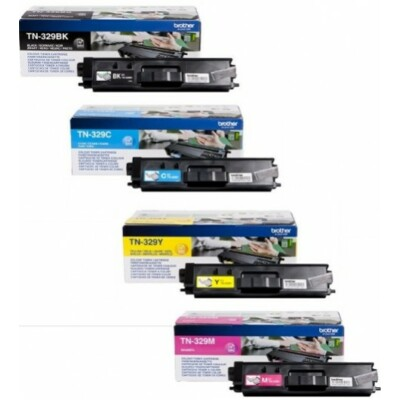 Brother TN329C toner (Eredeti)