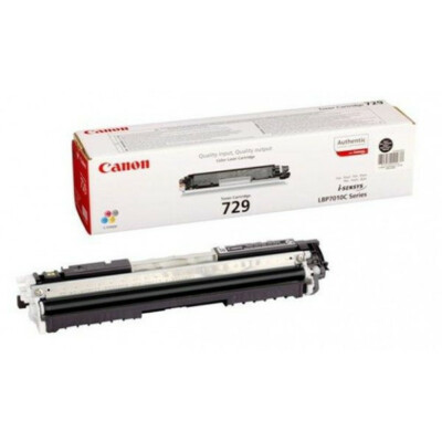Canon CRG729 Toner Bk 1,2K 7010