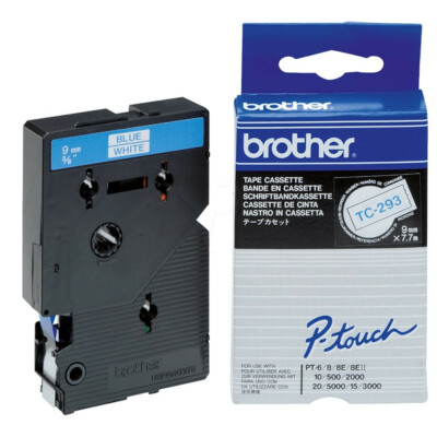 Brother TC293 szalag (Eredeti) Ptouch